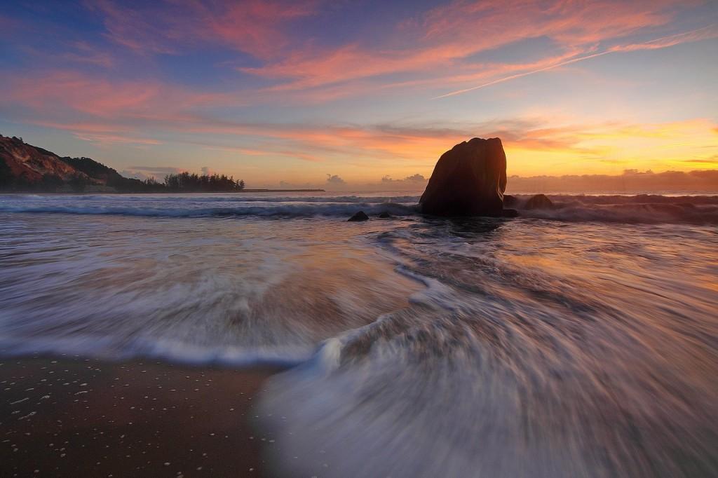 Colourful sunset | © Pixabay