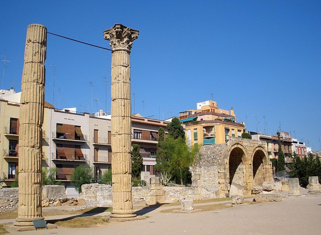 Fòrum de la Colònia, Tarragona | ©Zarateman / Wikimedia Commons