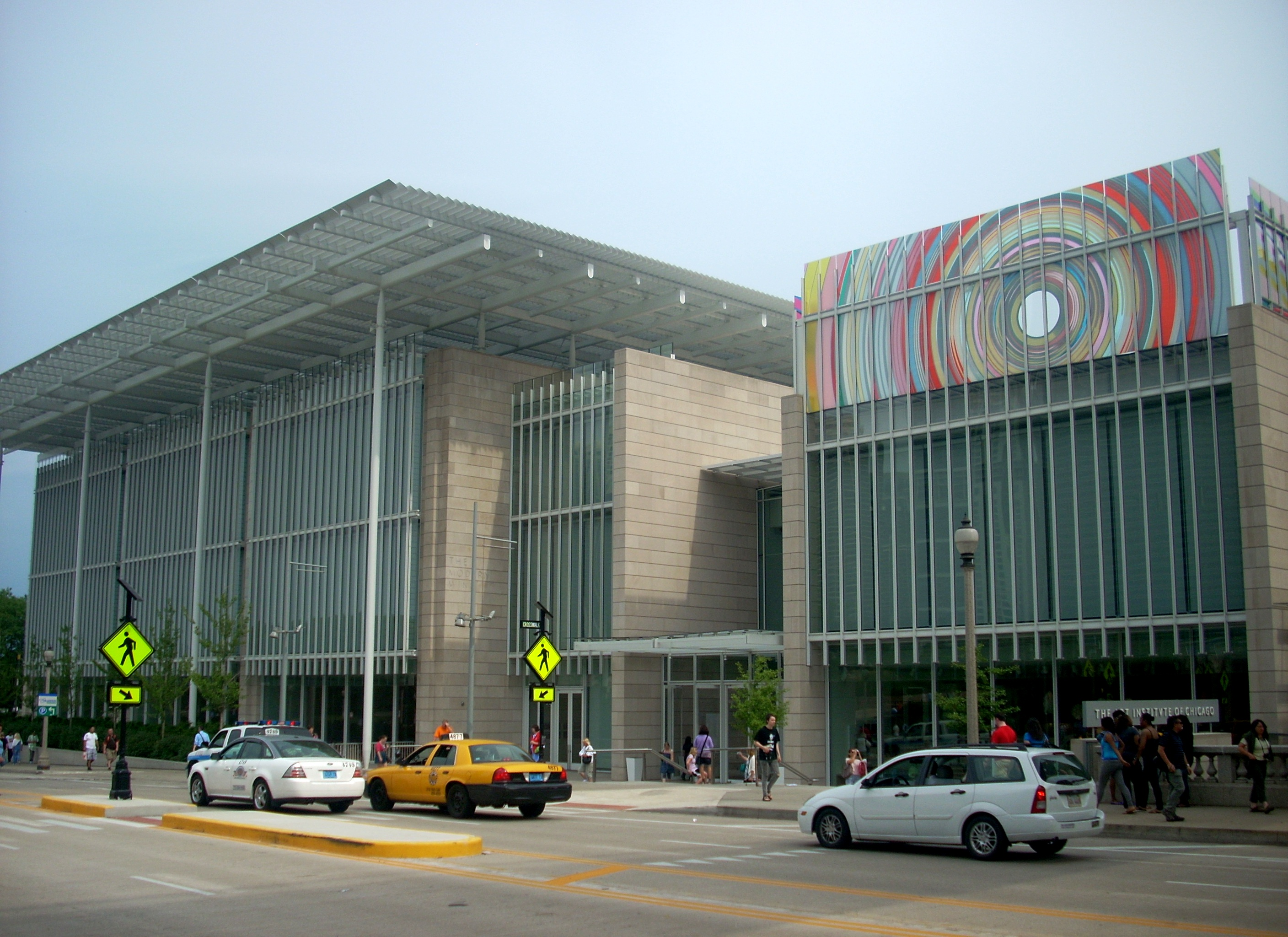 The Modern Wing of the Art Institute of Chicago