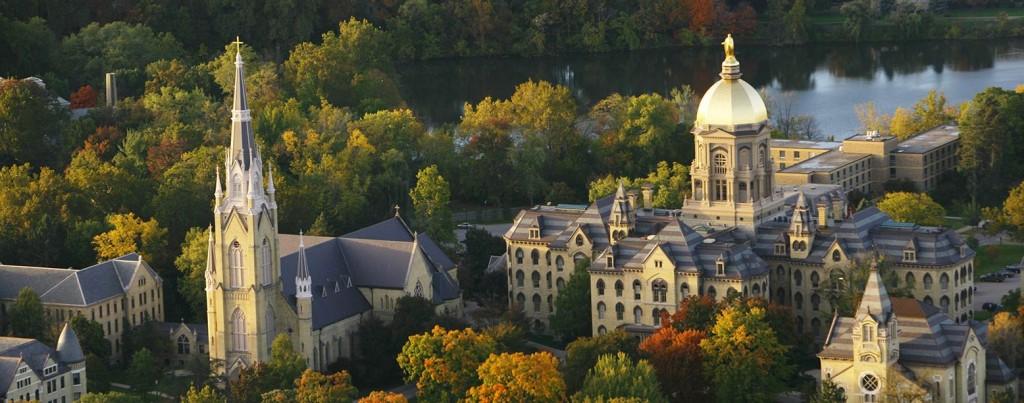 University of Notre Dame | © WikiCommons