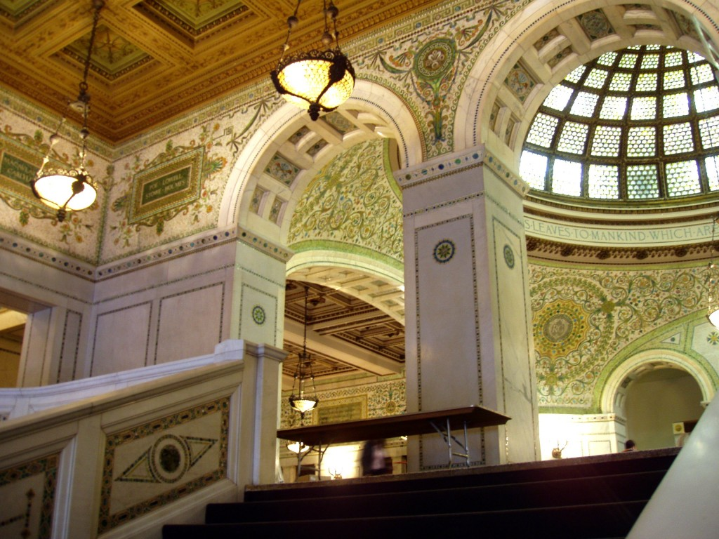 Chicago Cultural Center | © WikiCommons