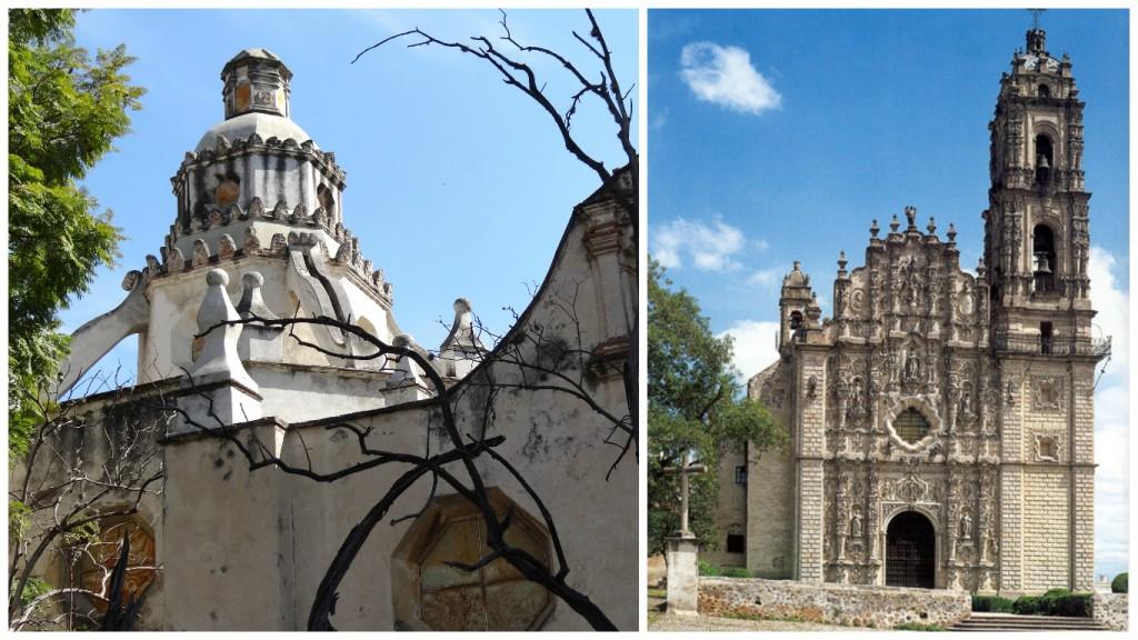 Templo de San Francisco Javier, Tepotzotlán | © Adam Jones/Flickr / © WikiCommons