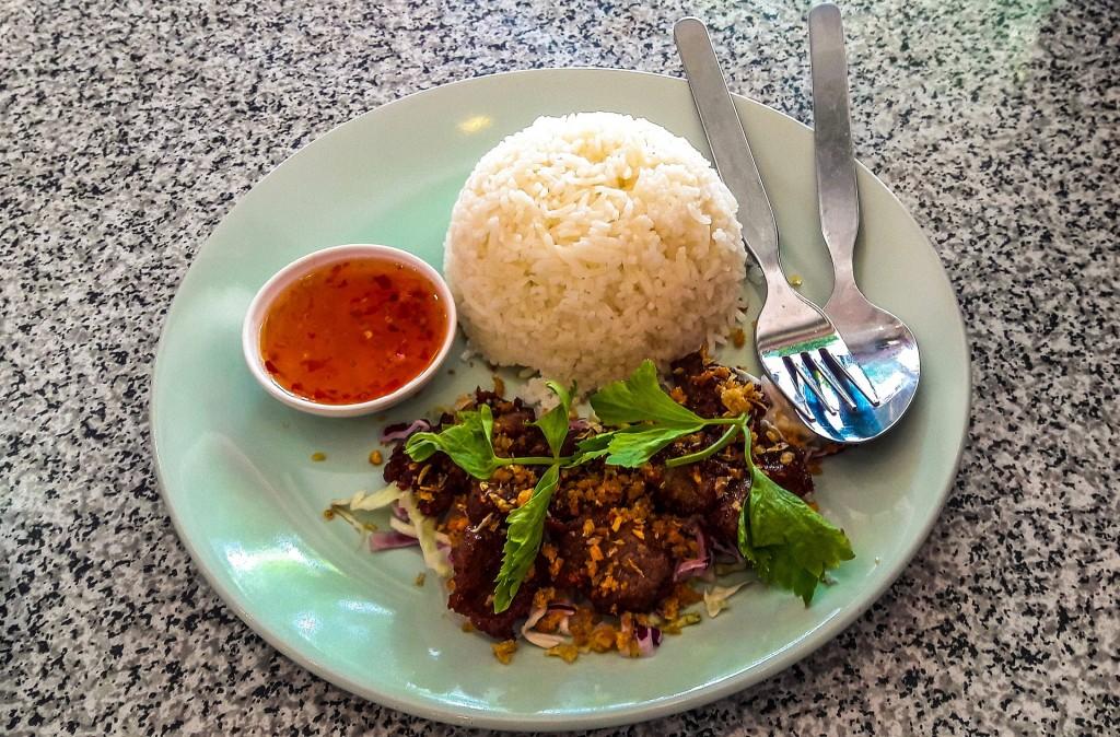 Do You Eat Thai Food With Chopsticks