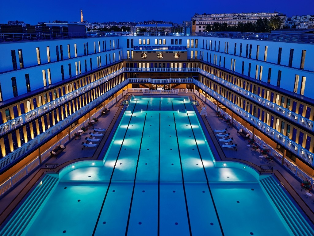 The Hotel Molitor Paris │© Abaca Corporate-Boris Zuliani