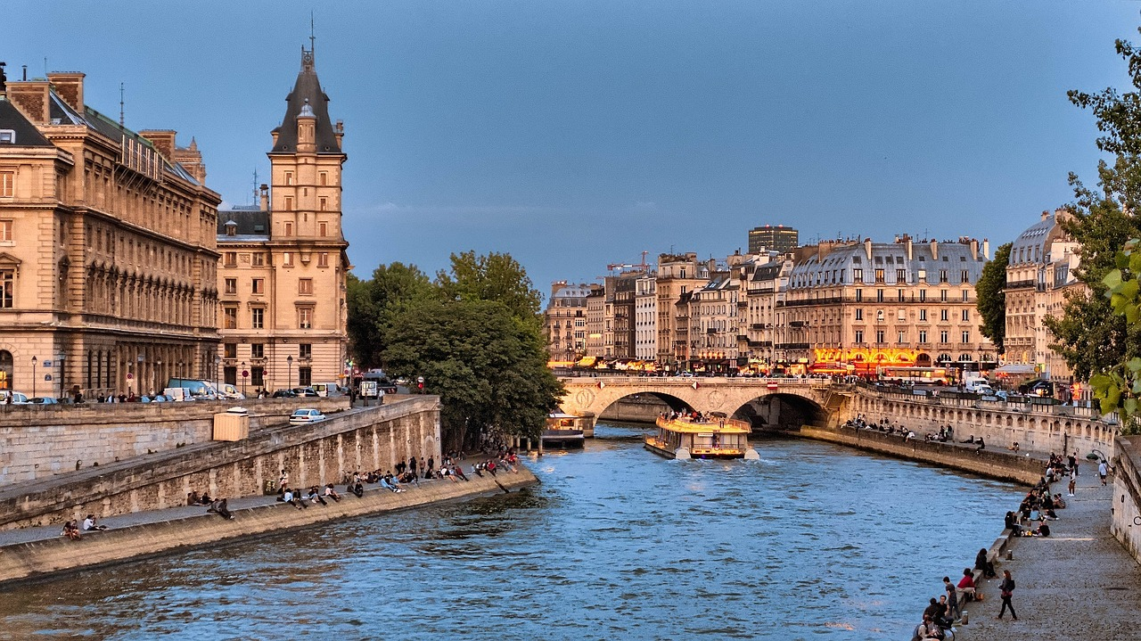 Cafe De Paris Strasbourg
