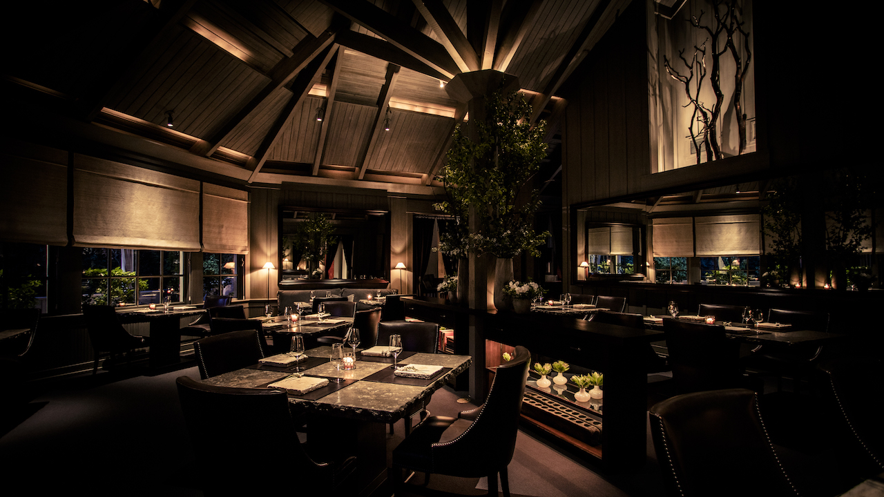 dining rooms restaurant | A Tour Of The USA's Three-Star Michelin Restaurants