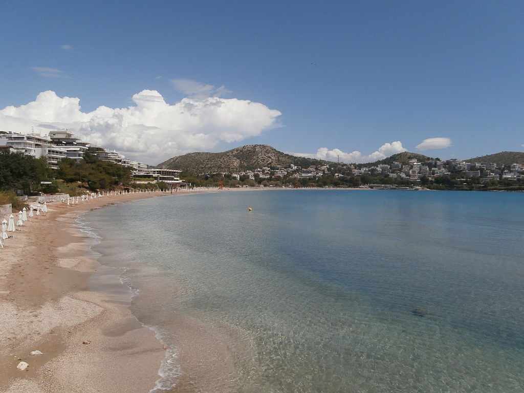 View of Vouliagmeni | © C messier/WikiCommons