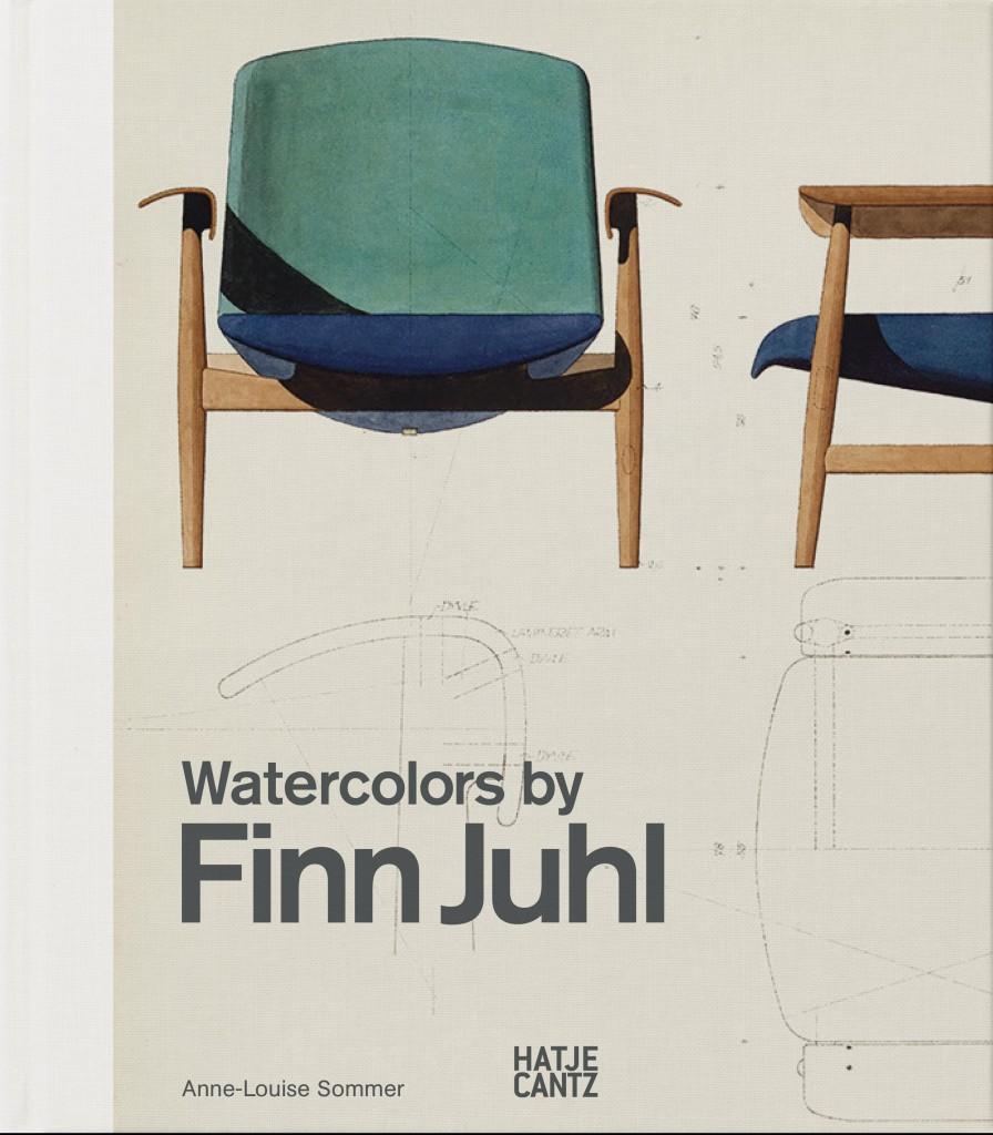Watercolours by Finn Juhl   Courtesy of Hatje Cantz