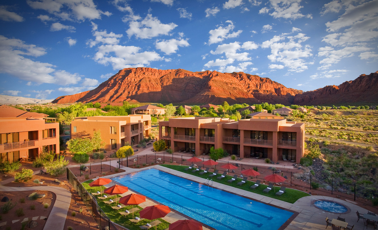 Red Mountain Spa villas | Courtesy of Red Mountain Resort