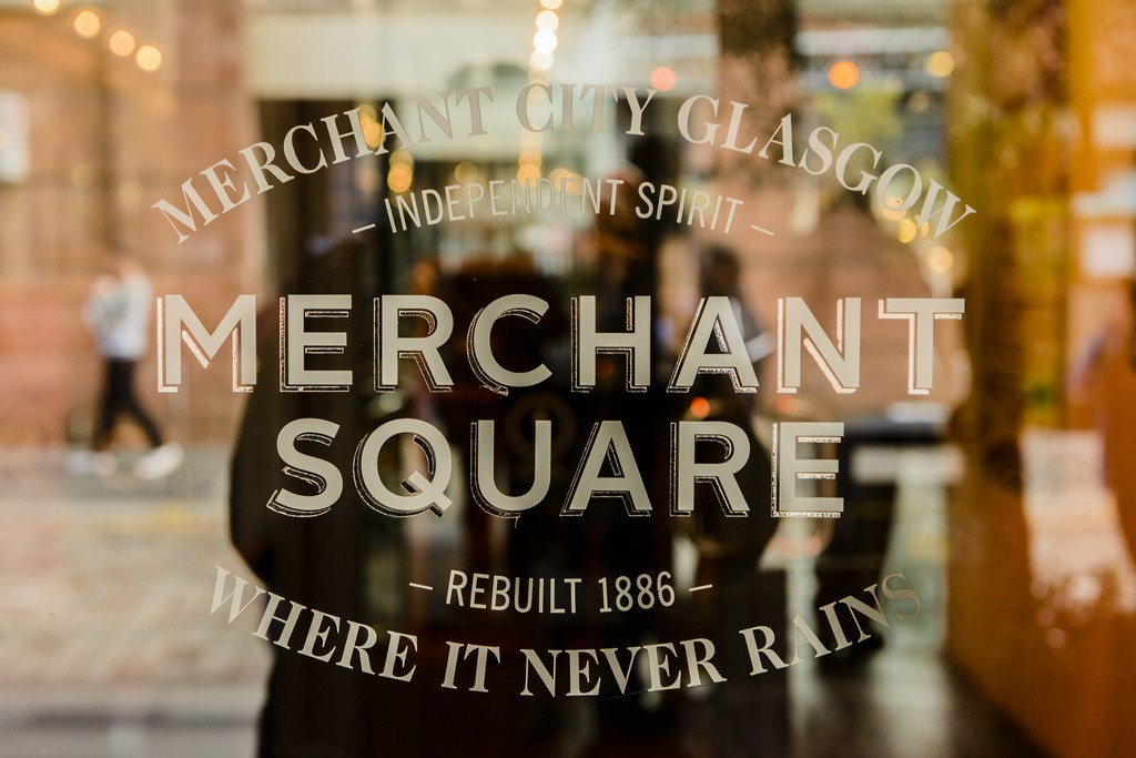 Merchant Square Door | © Son of Groucho/Flickr