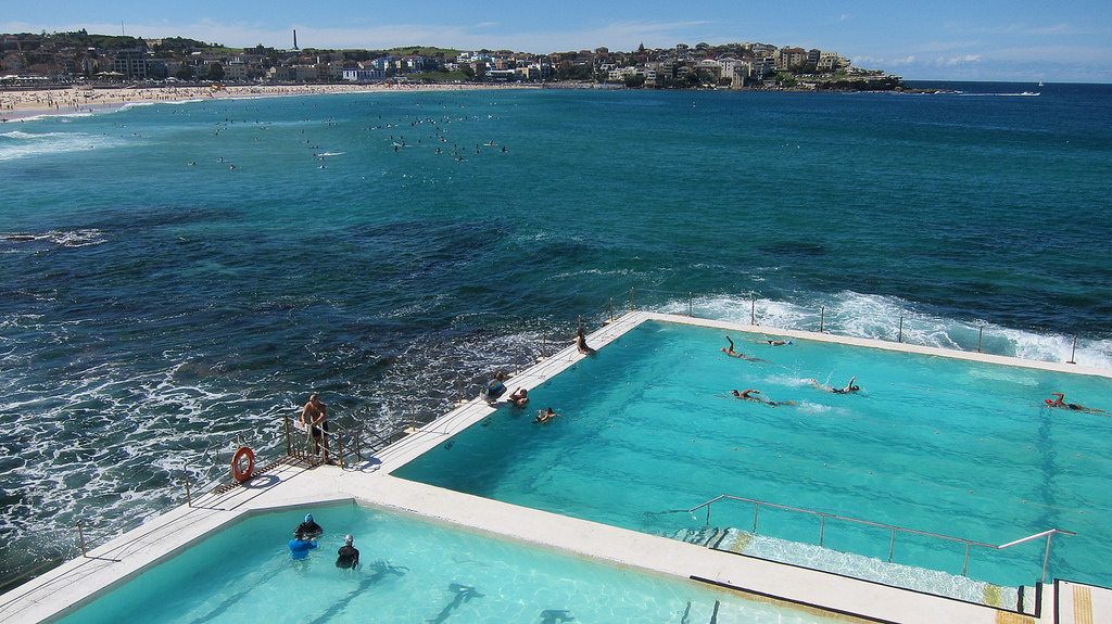 The best beaches in sydney australia for Pool show sydney