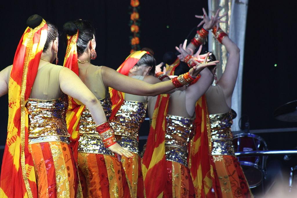 Dancers at Belfast Mela | © Ardfern