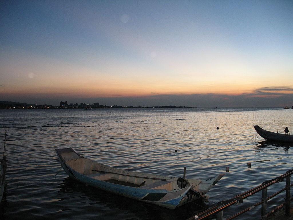 Danshui sunset | © Dmcdevit / Wikimedia