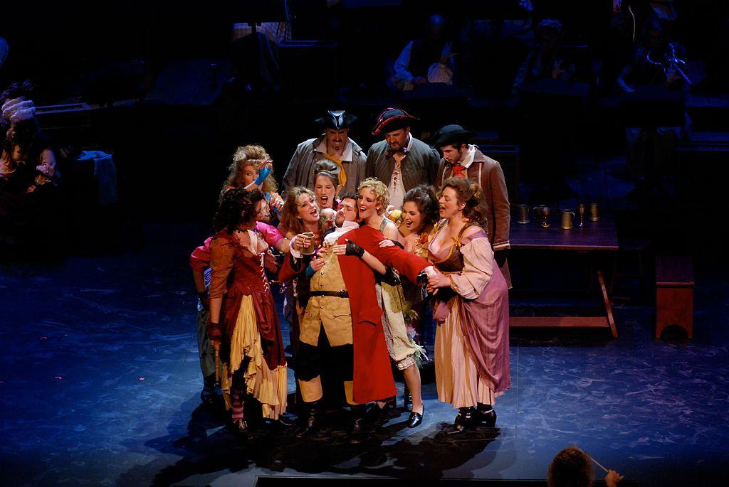 Theater performance |© Cebula/WikiCommons
