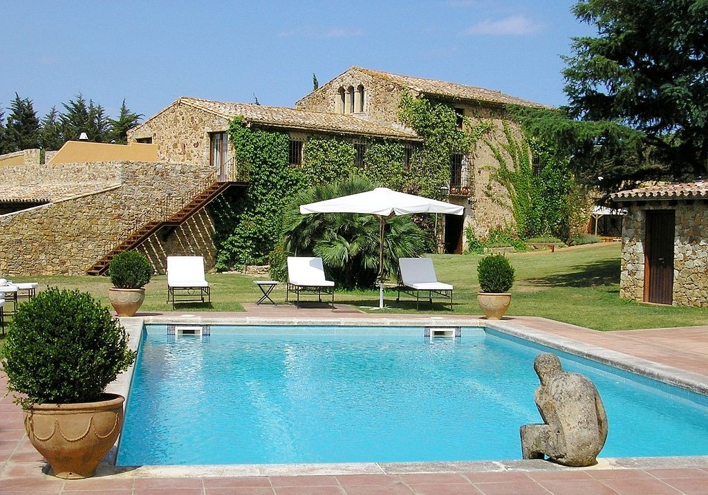 The best boutique hotels in girona Girona hotels with swimming pool