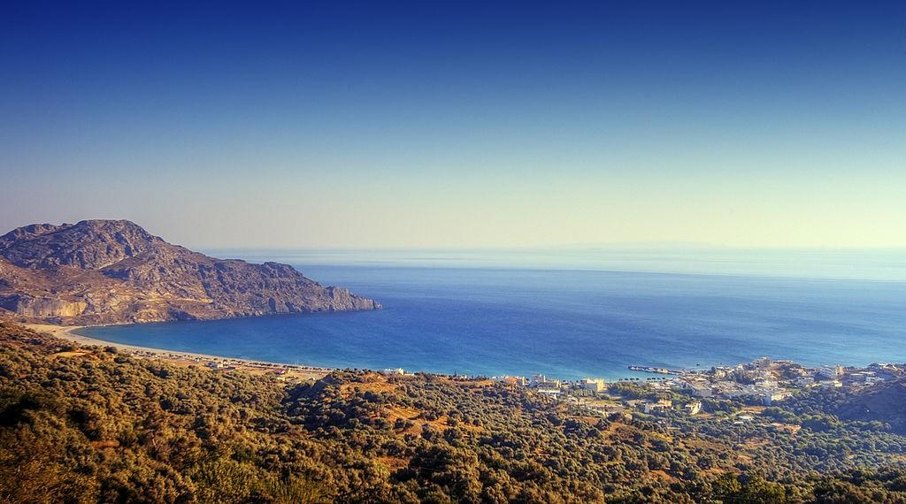 Plakias, Crete │© Wolfgang Staudt/WikiCommons