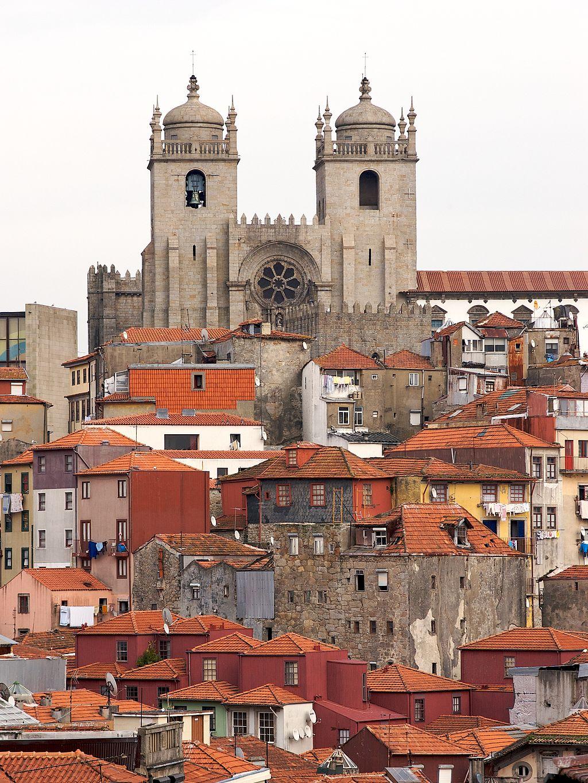 Sé do Porto © Rosino / Wikimedia Commons