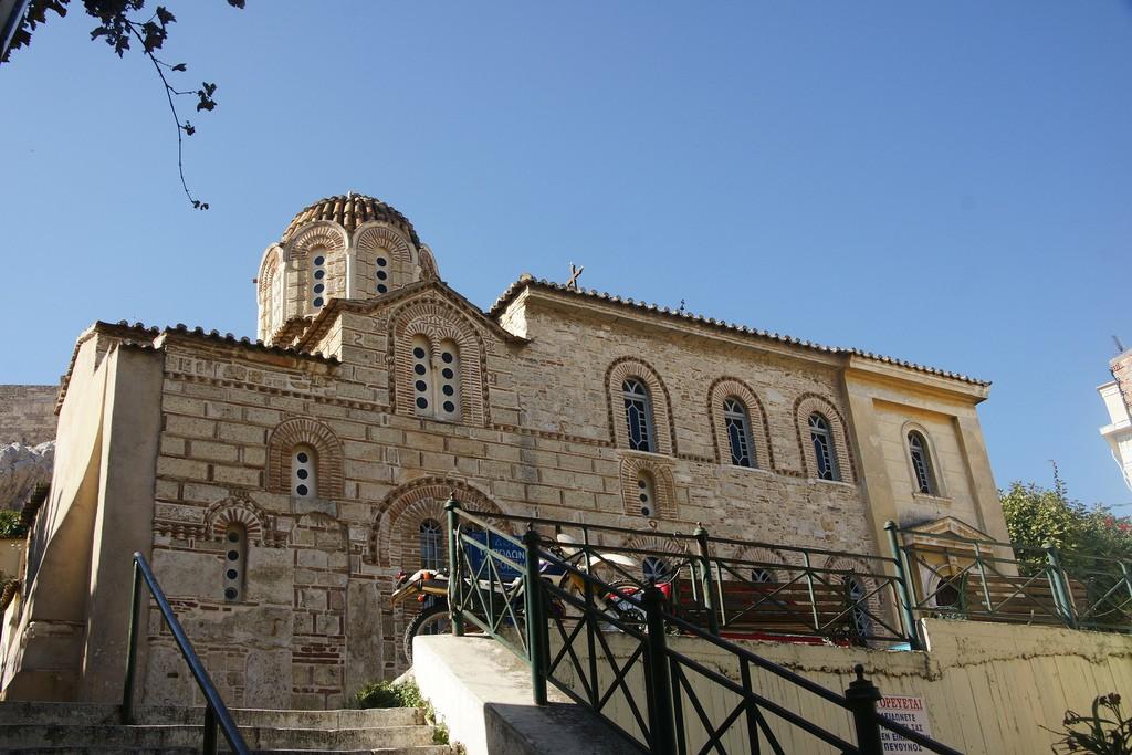 Church of Agios Nikolaos Rangavas, 11th century | © Gerry Labrijn/Flickr