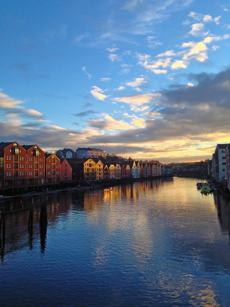Nidelva, Trondheim | © Lars Geithe/Flickr