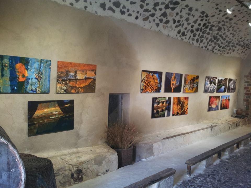 Dimitris Talianis' exhibition © Courtesy of Art Space