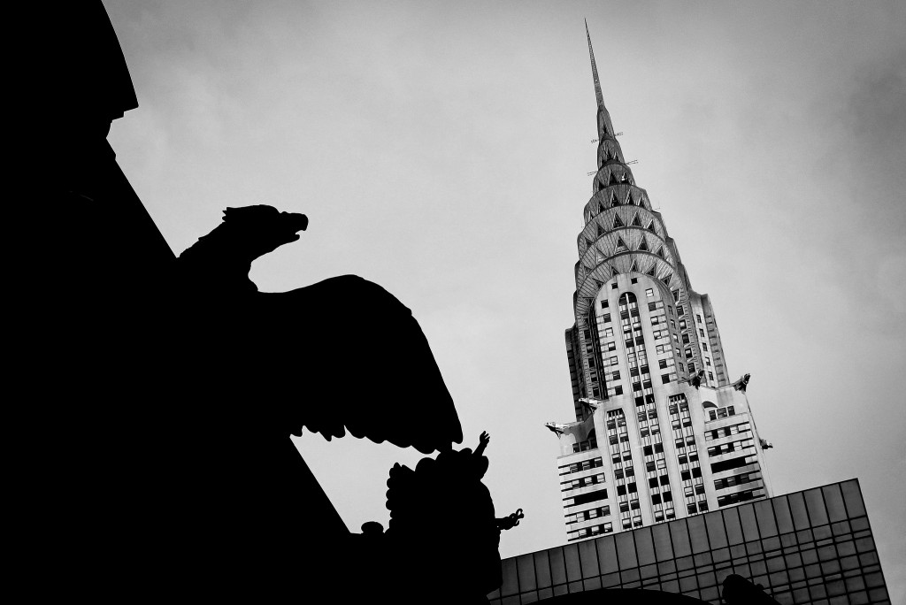 Chrysler Building | © Hernán Piñera/Flickr