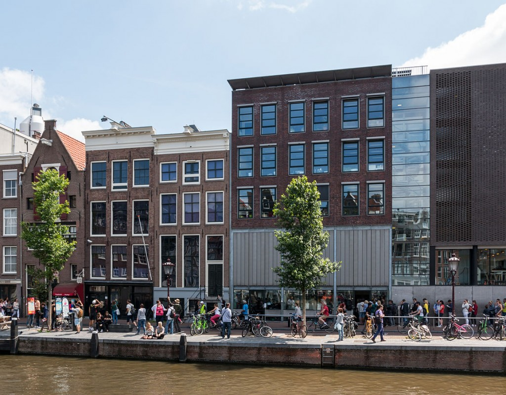 Anne Frank House | © Dietmar Rabich / WikiCommons
