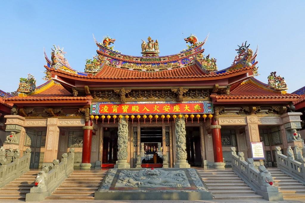 Jade Emperor Shrine of the Nankunshen Temple, Taiwan | © Mk2010