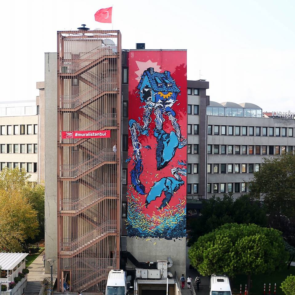 Courtesy of Mural Istanbul