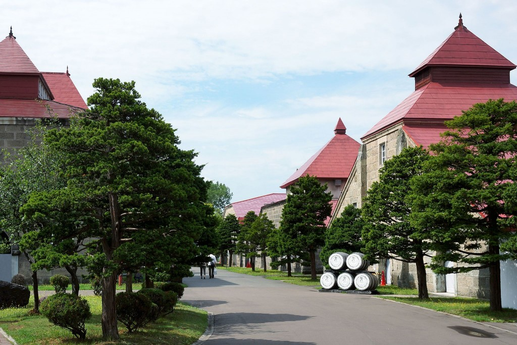 Nikka Wisky Yoichi Distillery in Yoichi, Hokkaido prefecture, Japan. | ©663highland / Wikimedia Commons