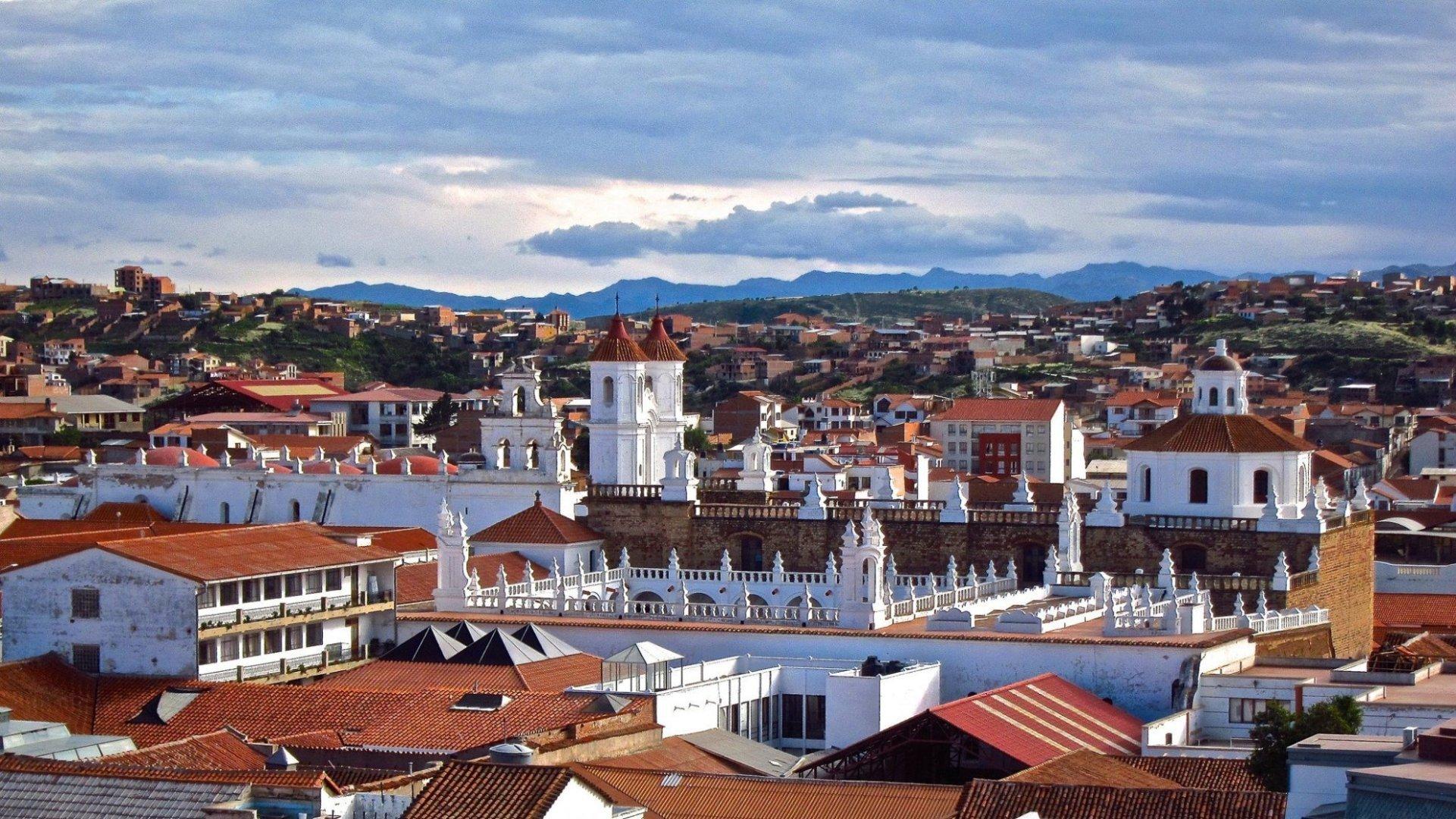 Sucre Bolivia Travel Guide