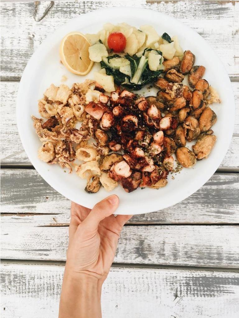 Seafood – Courtesy of Astoria