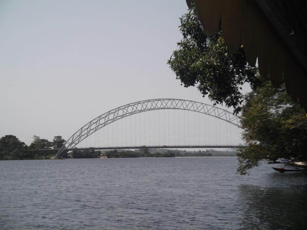 The Adomi Bridge © Adam Vowles / Flcikr
