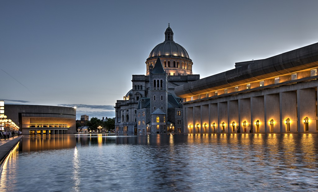 Christian Science Center | © Bill Damon / Flickr