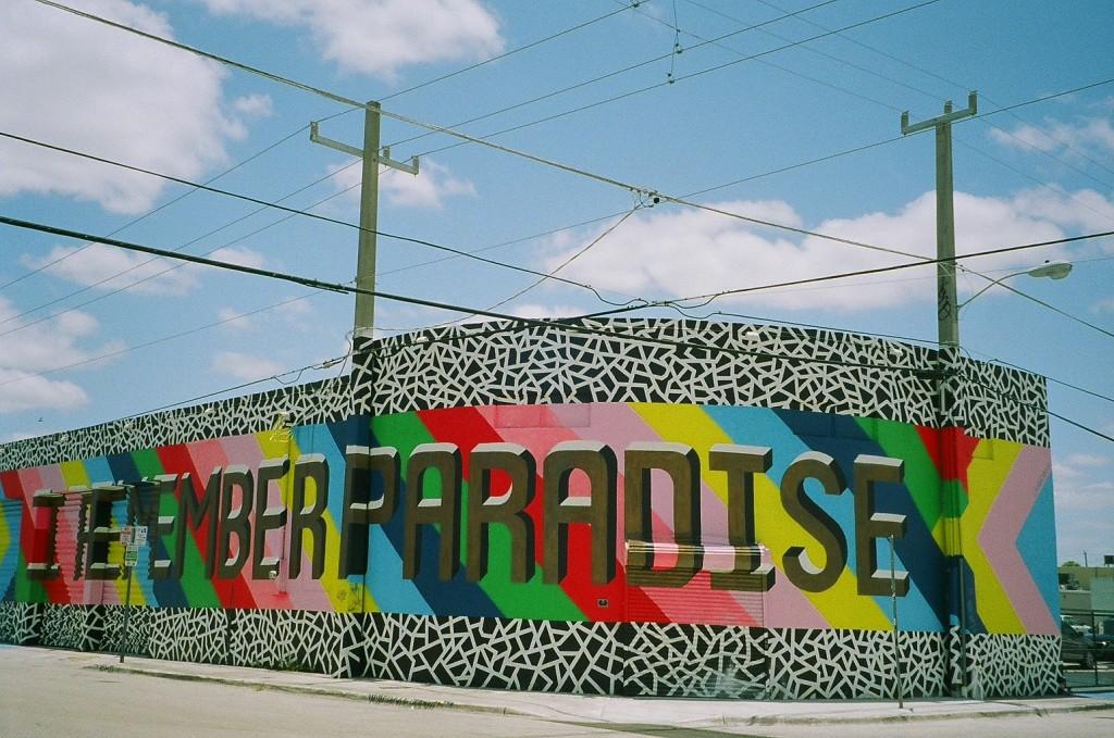 I Remember Paradise via Phillip Pessar