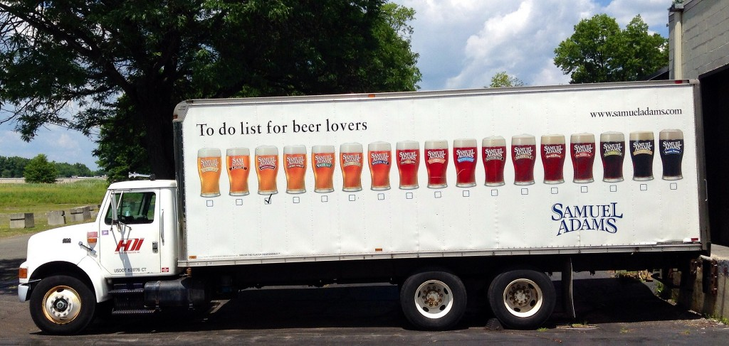 Samuel Adams Beer   © Mike Mozart / Flickr