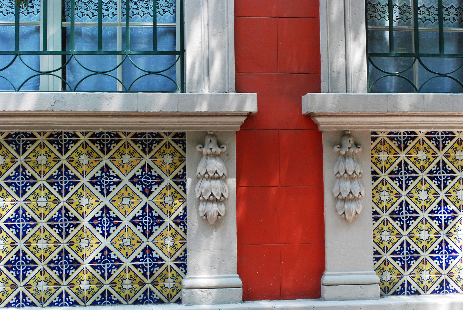 Beautiful tiles, Condesa | © E. Krall/Flickr