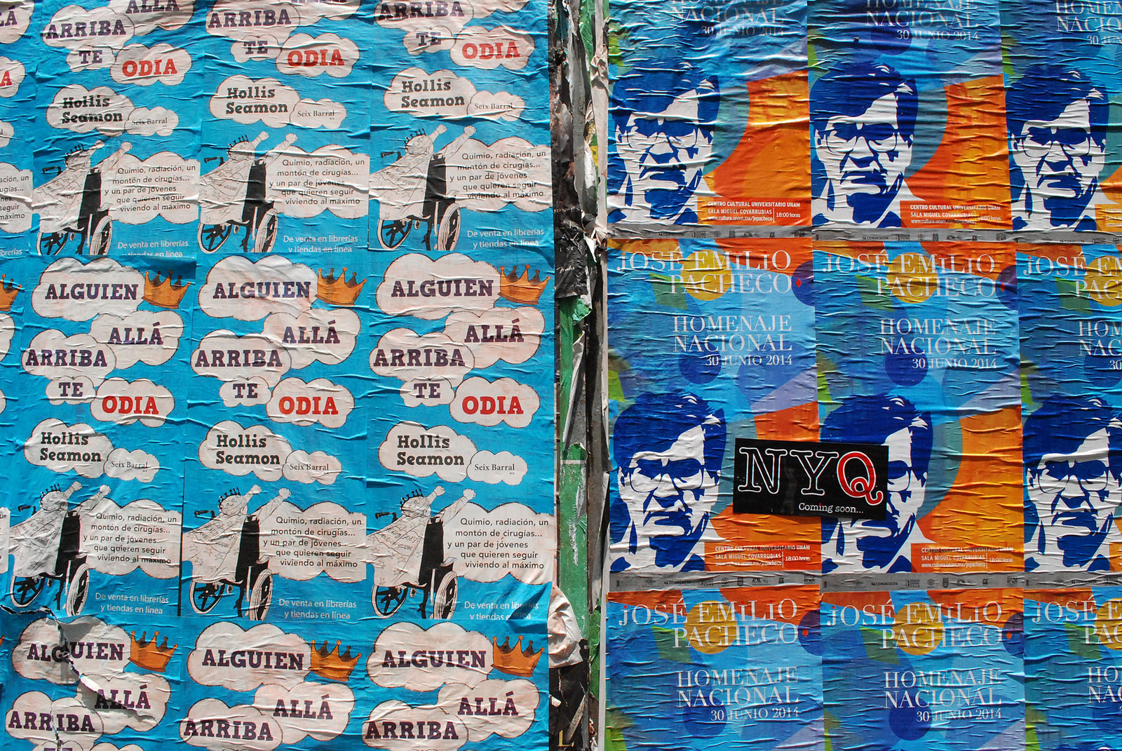 Posters, Condesa | © E. Krall/Flickr