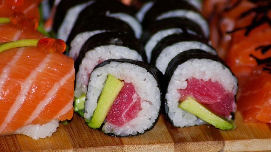 Sushi |© Ulbrecht Hopper/Flickr