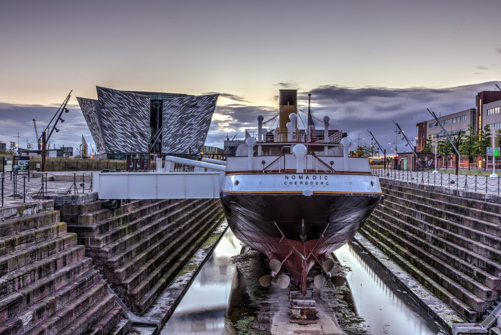 Titanic Belfast visitor attraction and monument | © Titanic Belfast/Flickr