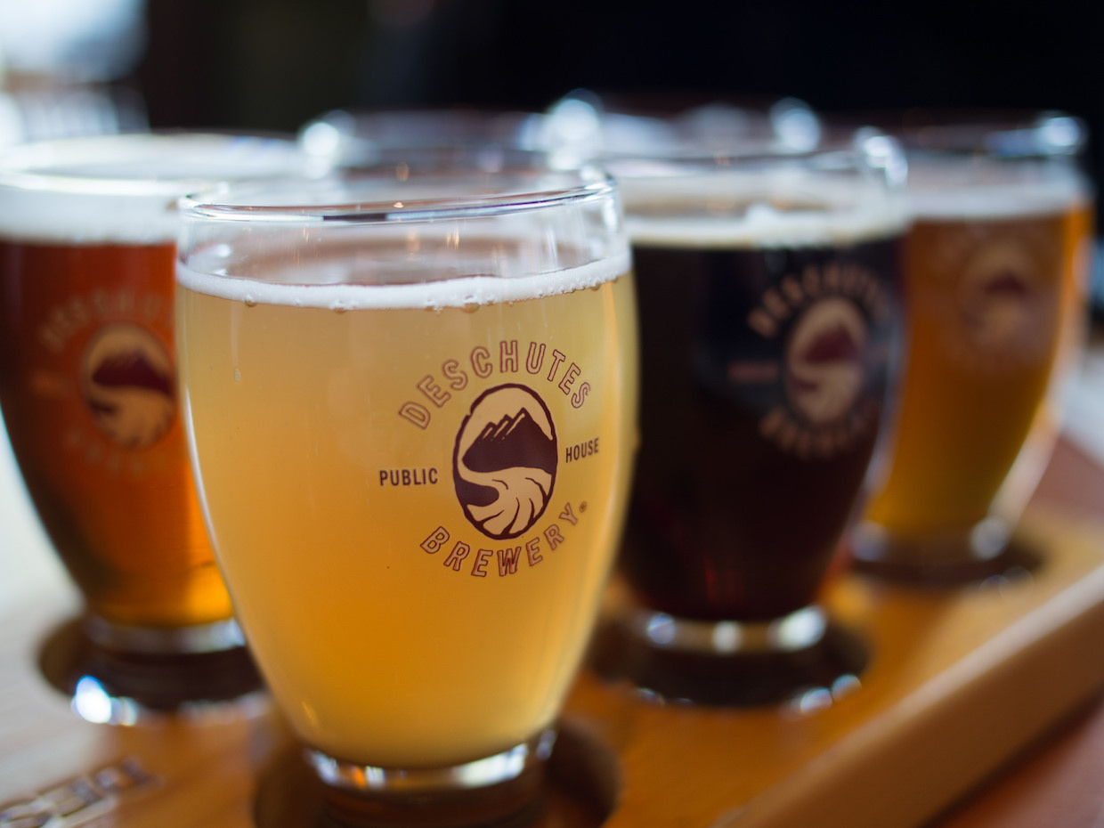 Deschutes Beer | © Karen Neoh/Flickr