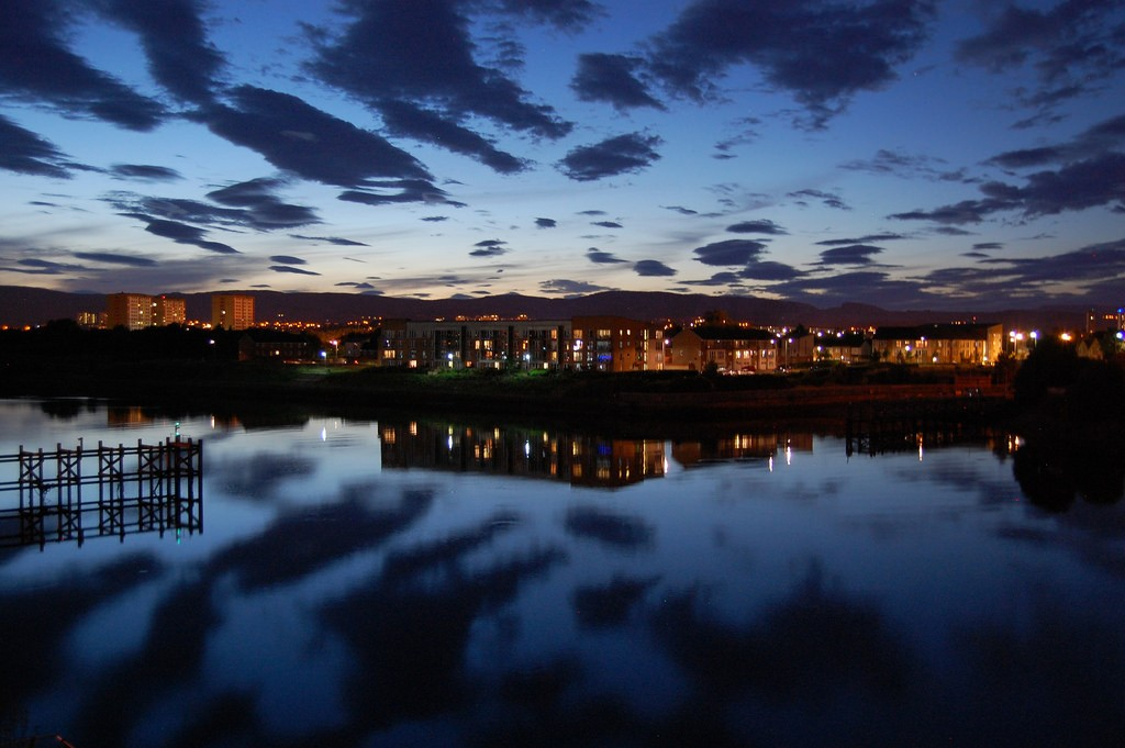 River Clyde | © Vicky Brock