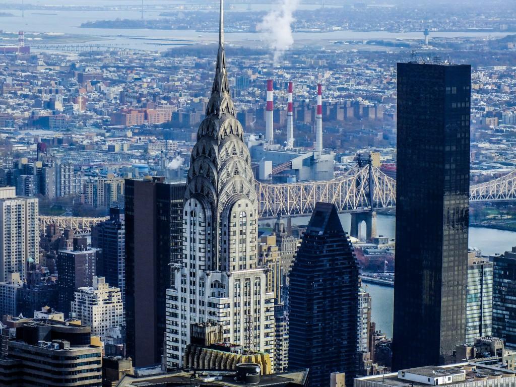 Chrysler Building | © Chris Parker / Flickr