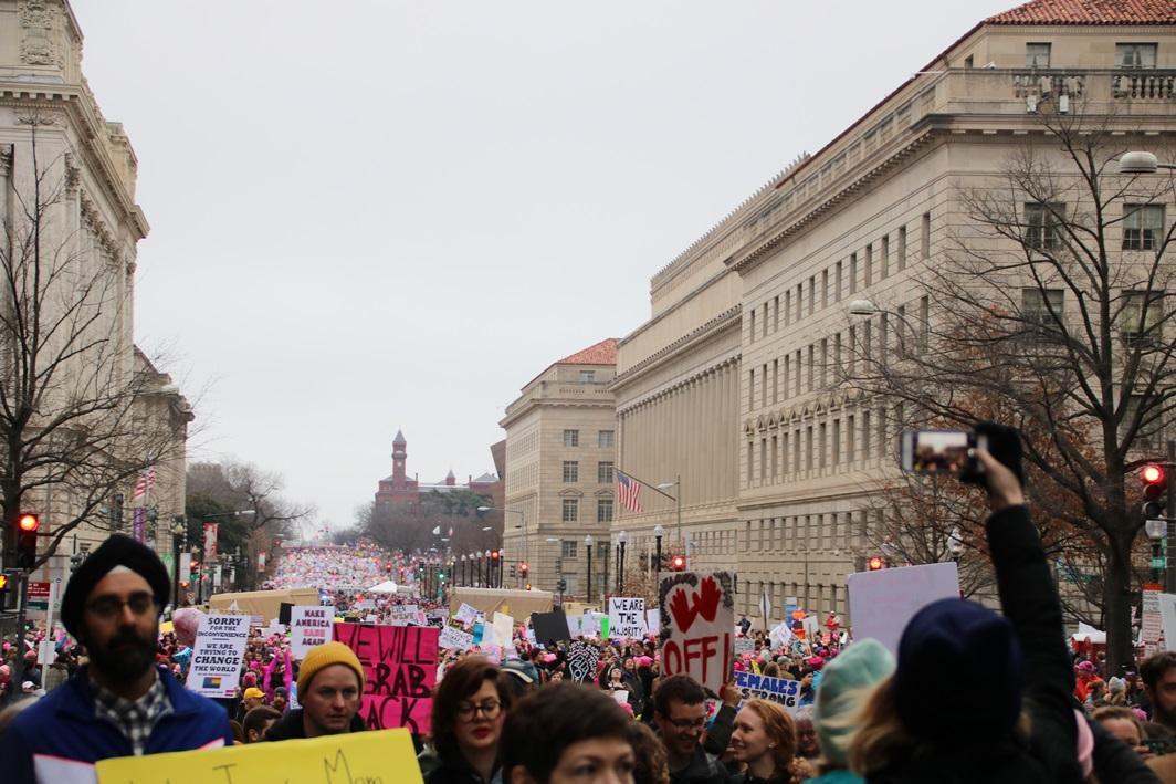 14th street marchers
