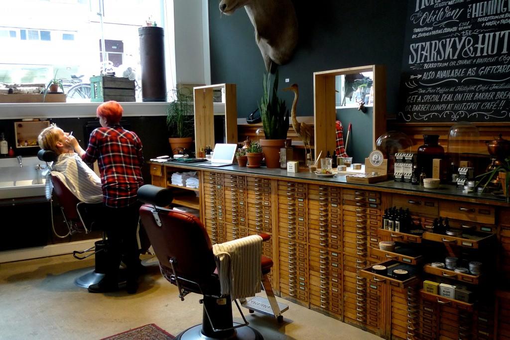Hutspot Barbers   © Franklin Heijnen / Flickr
