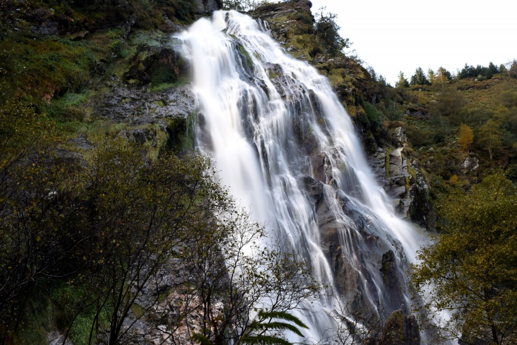 Powerscourt Waterfall | © kilgarron/Flickr