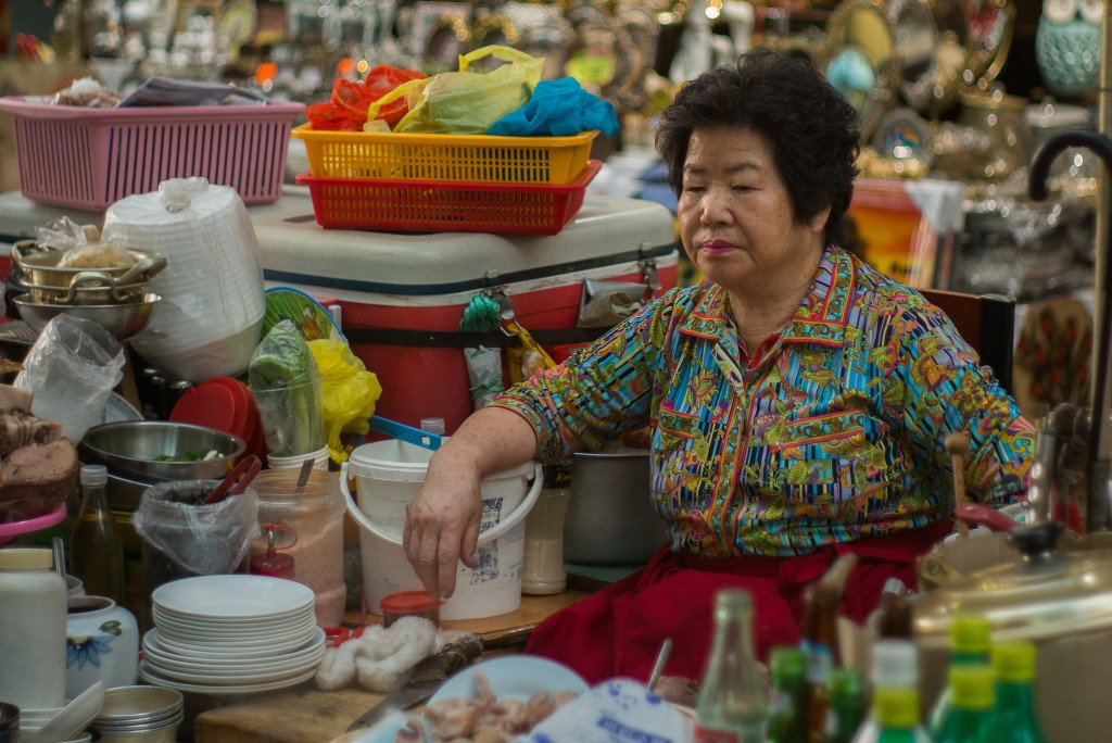 The queen of Seomun Market | © William Bright / Flickr