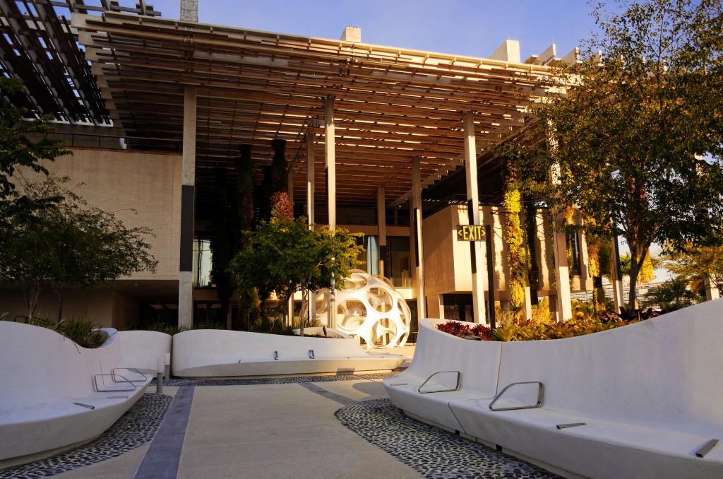 PAMM Courtyard | Matt Acevedo/Flickr