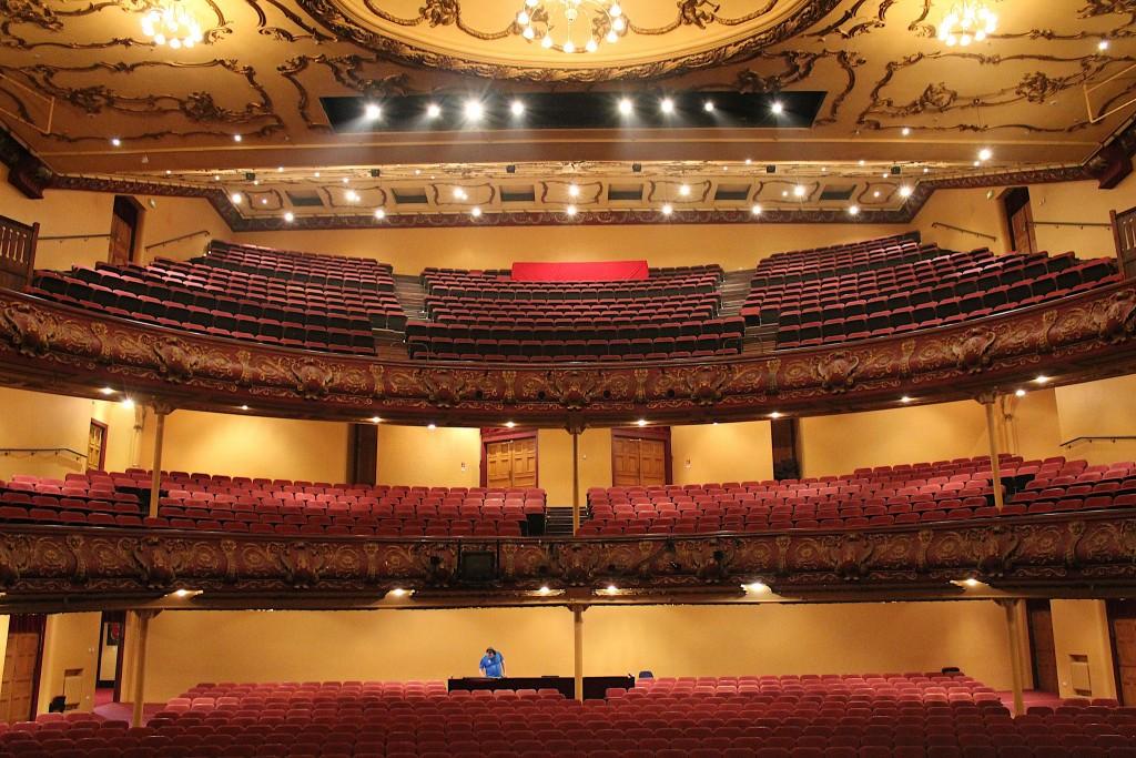 St James Theatre   © Kristina D. C. Hoeppner/Flickr