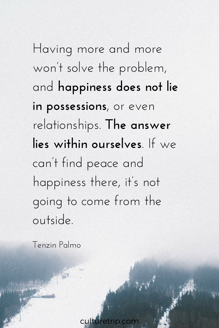Quotes About Peace And Happiness Thoughtprovoking Quotes On Minimalism That Will Inspire You To