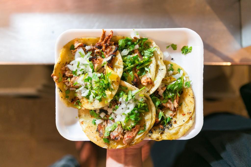 Tacos con todo   © City Foodsters/Flickr